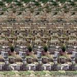 Imagem 3D do cristo redentor
