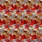 Imagem 3D de uma Rosa
