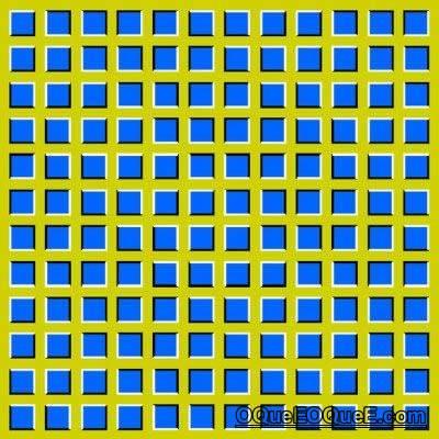 Imagem em Movimento - quadrados dançantes