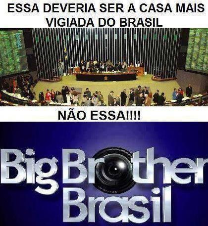 A casa mais vigiada do Brasil