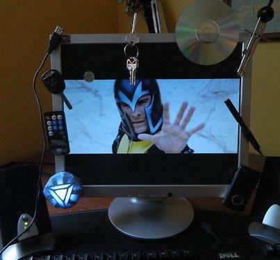 Magneto (X-Men)  no seu computador