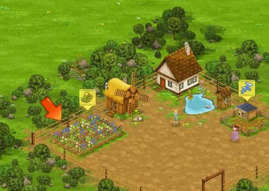 Jogo Online Big Farm